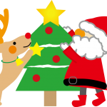 日本とアメリカのクリスマス