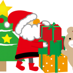 クリスマスプレゼントの渡し方