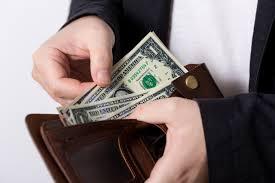 現金とクレジットカード