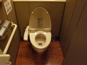 トイレが臭い