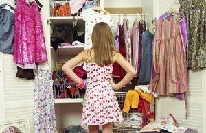 洋服を収納して香りを持続