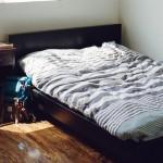 ベッドのメリット