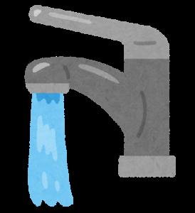 台所の水回り