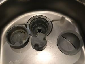 台所の排水口が臭い