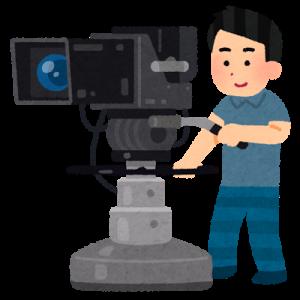 プロ仕様のカメラ撮影